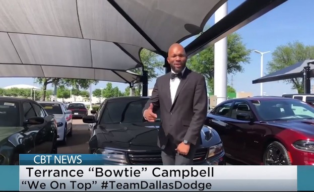 "Terrance ""Bowtie"" Campbell is your new social media mentor"